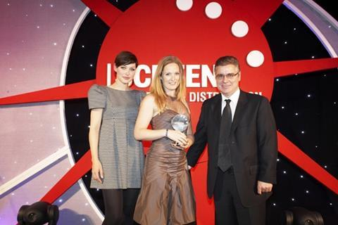UK DVD Campaign of the Year: The Hurt Locker from Lionsgate Home Entertainment UK